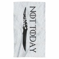 Полотенце Game of Thrones: not today
