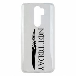Чехол для Xiaomi Redmi Note 8 Pro Game of Thrones: not today
