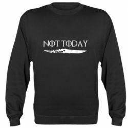 Реглан (свитшот) Game of Thrones: not today