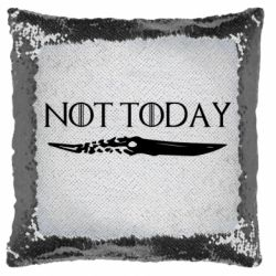 Подушка-хамелеон Game of Thrones: not today