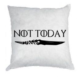 Подушка Game of Thrones: not today
