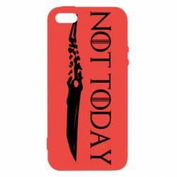 Чехол для iPhone5/5S/SE Game of Thrones: not today