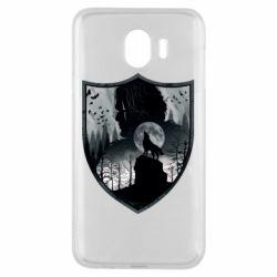 Чохол для Samsung J4 Game of Thrones Silhouettes
