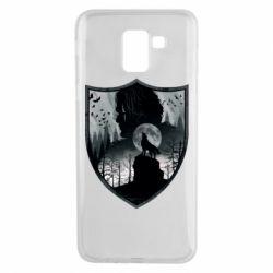Чохол для Samsung J6 Game of Thrones Silhouettes