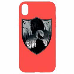 Чохол для iPhone XR Game of Thrones Silhouettes