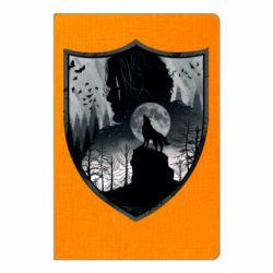 Блокнот А5 Game of Thrones Silhouettes