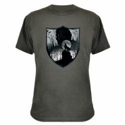 Камуфляжна футболка Game of Thrones Silhouettes