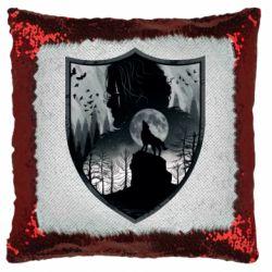 Подушка-хамелеон Game of Thrones Silhouettes