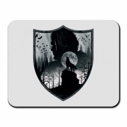 Килимок для миші Game of Thrones Silhouettes