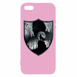 Чохол для iphone 5/5S/SE Game of Thrones Silhouettes