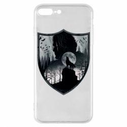 Чохол для iPhone 7 Plus Game of Thrones Silhouettes