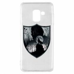 Чохол для Samsung A8 2018 Game of Thrones Silhouettes