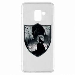 Чохол для Samsung A8+ 2018 Game of Thrones Silhouettes