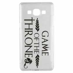 Чохол для Samsung A5 2015 Game of thrones stylized logo