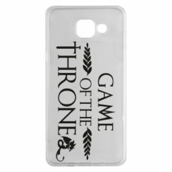 Чохол для Samsung A5 2016 Game of thrones stylized logo