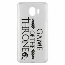 Чохол для Samsung J4 Game of thrones stylized logo