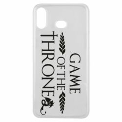 Чохол для Samsung A6s Game of thrones stylized logo