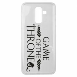 Чохол для Samsung J8 2018 Game of thrones stylized logo
