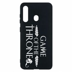 Чохол для Samsung M40 Game of thrones stylized logo