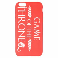 Чохол для iPhone 6 Plus/6S Plus Game of thrones stylized logo