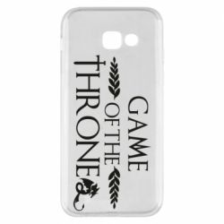 Чохол для Samsung A5 2017 Game of thrones stylized logo