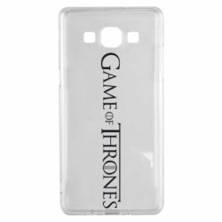 Чехол для Samsung A5 2015 Game Of Thrones