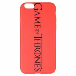 Чехол для iPhone 6 Plus/6S Plus Game Of Thrones
