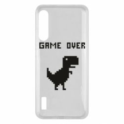 Чохол для Xiaomi Mi A3 Game over dino from browser