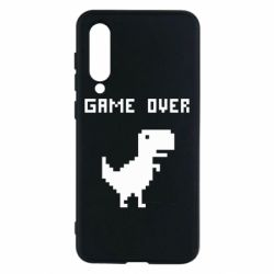 Чехол для Xiaomi Mi9 SE Game over dino from browser