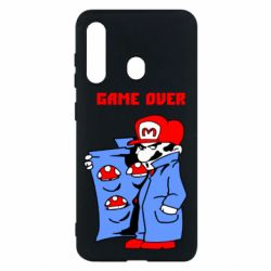 Чехол для Samsung M40 Game Over Mario