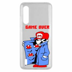 Чехол для Xiaomi Mi9 Lite Game Over Mario