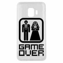 Чехол для Samsung J2 Core Game Over