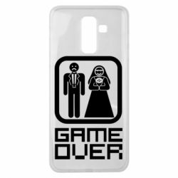 Чехол для Samsung J8 2018 Game Over