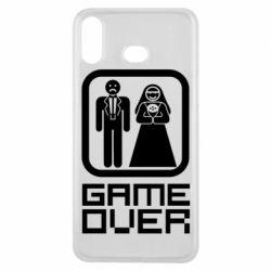 Чехол для Samsung A6s Game Over