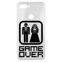 Чехол для Xiaomi Mi8 Lite Game Over