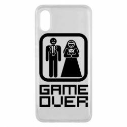 Чехол для Xiaomi Mi8 Pro Game Over