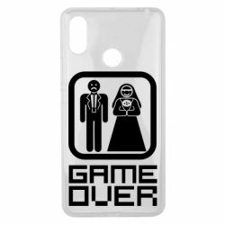 Чехол для Xiaomi Mi Max 3 Game Over