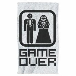 Полотенце Game Over