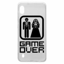 Чехол для Samsung A10 Game Over