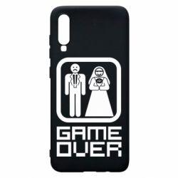 Чехол для Samsung A70 Game Over