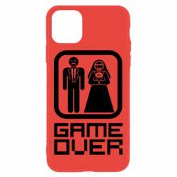 Чехол для iPhone 11 Game Over