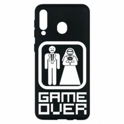 Чехол для Samsung M30 Game Over