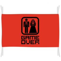 Флаг Game Over