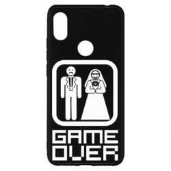 Чехол для Xiaomi Redmi S2 Game Over