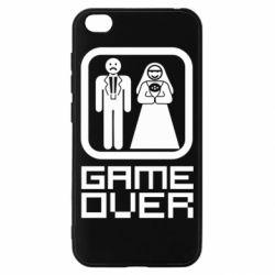 Чехол для Xiaomi Redmi Go Game Over