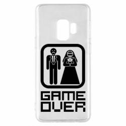 Чехол для Samsung S9 Game Over