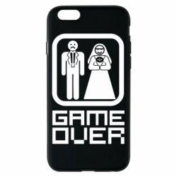 Чехол для iPhone 6/6S Game Over