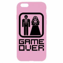 Чехол для iPhone 6 Plus/6S Plus Game Over