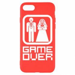 Чехол для iPhone 7 Game Over