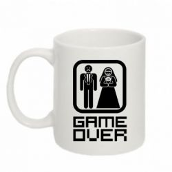 Кружка 320ml Game Over - FatLine